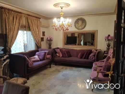 Apartments in Fanar - A decorated furnished 150 m2 apartment for sale in Fanar