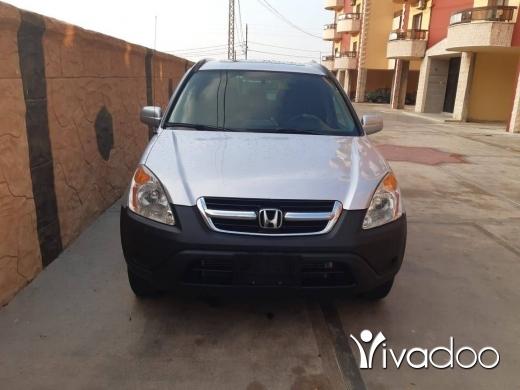 Honda in Port of Beirut - للبيع جيب هوندا CRV موديل 2003أنقاض 2019