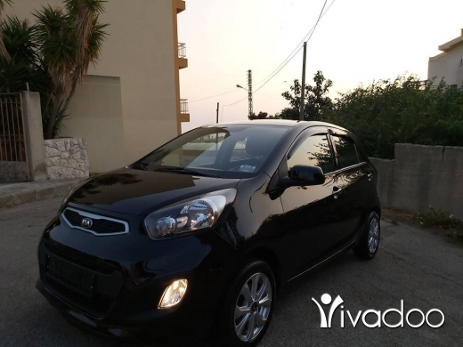 كيا في جبيل - 2014 Kia picanto Automatic 55000 km Only