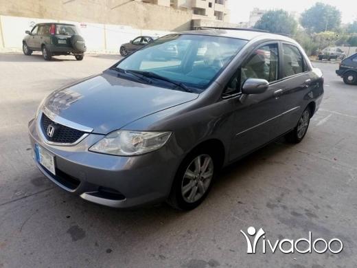 Honda in Tripoli - Honda city mod 2008 مصدر شركة لبنانية