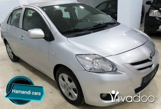 Toyota in Beirut City - TOYOTA YARIS
