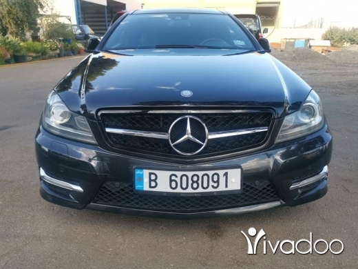Mercedes-Benz in Zahleh - C350 Mercedes