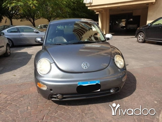 Volkswagen in Beirut City - Beetle 2003 full options