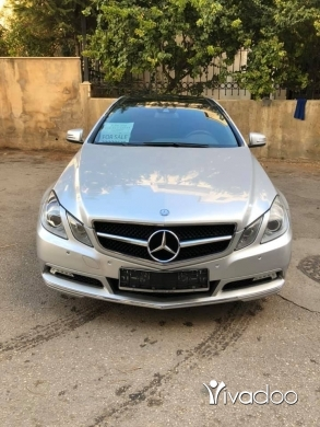 Mercedes-Benz in Beirut City - E 350 coupe 2010 ajnabie CLEAN