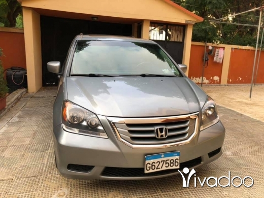 Honda in Tripoli - Honda odyessy 2010 EXL