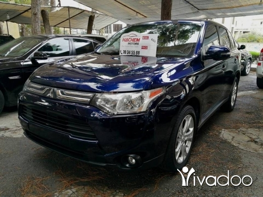 Citroen in Beirut City - Outlander xls 4x4 4cyl 2.4l SE limited