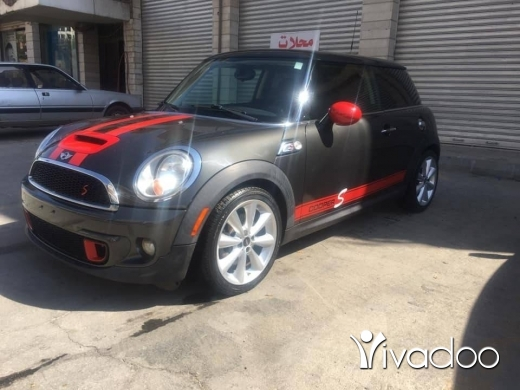 Mini in Chtaura - Mini cooper S 2011 manuel Turbo newly arrived