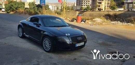 Audi in Beirut City - تبديل على سيارة أوتوماتيك
