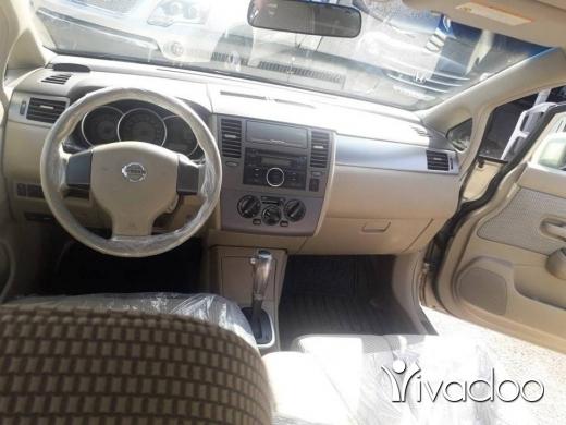 Nissan in Barsa - nissan tiida 2008
