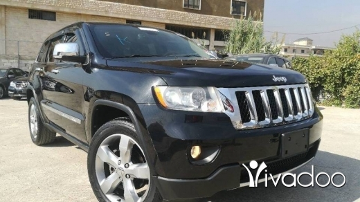 Jeep in Zahleh - Jeep overland model 2011 clean carfax no accidents ✔️✅✔️✅