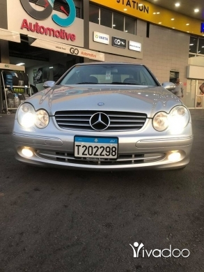 Mercedes-Benz in Saida - Clk 320 mfawli