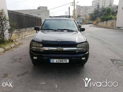 Chevrolet in Beirut City - Trail Blazer 2002 full LTZ