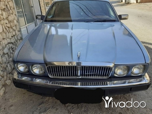 Jaguar in Beirut City - Jaguar xj v6 model 1988 enkad