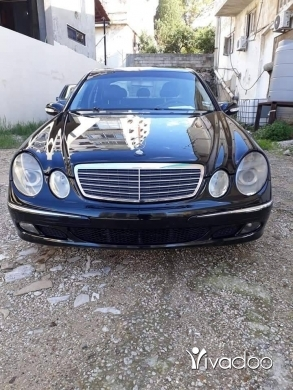 Mercedes-Benz in Zgharta - Mercedes E 320 2003 .wp 03934993