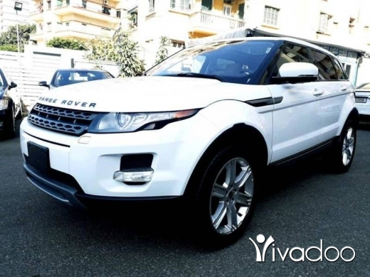 Rover in Beirut City - RANGE ROVER E VOUQE 2012