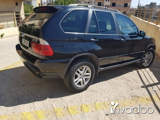 BMW in Beirut City - X5 2006 كيان شركة6 سلندر 3.0