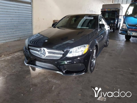 Mercedes-Benz in Nabatyeh - C 300 2015