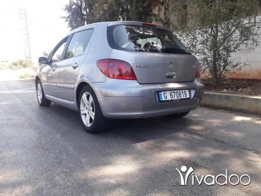 Peugeot in Ras-Meska - peugeot 307 2005