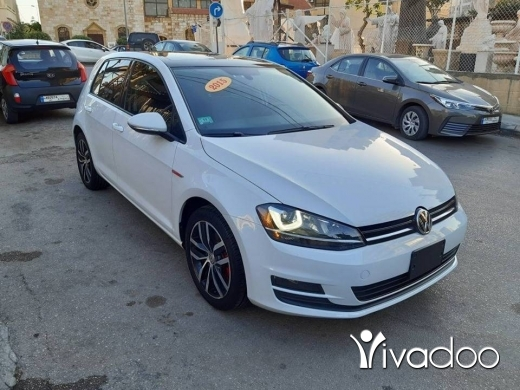 Volkswagen in Beirut City - Golf 7 engine 1.8 turbo