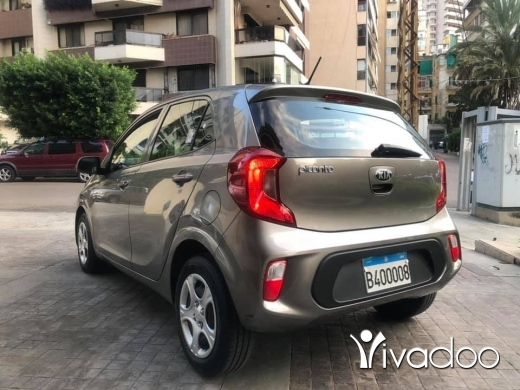 Kia in Beirut City - Kia picanto 2019