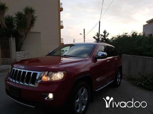 Jeep in Jbeil - 2011 grand cherokee laredo 4wd ajnabe v6