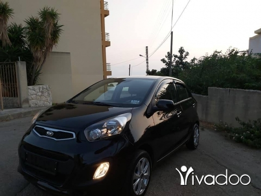 Kia in Beirut City - 2014 kia picanto super Clean like new