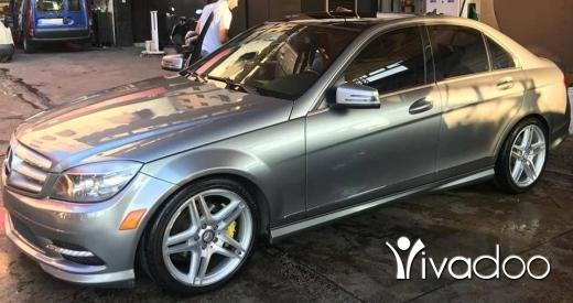 Mercedes-Benz in Beirut City - C300/2011.امكانية الفحص بالكامل.٧٠٤٥٥٤١٤