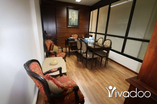 Office in Mtaileb -  A furnished 60 m2 ground floor office for rent in Mtayleb