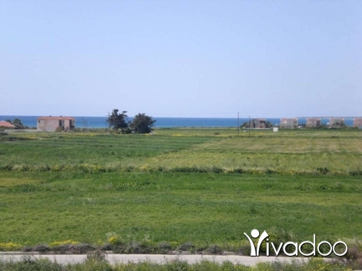 Apartments in Amaret Chalhoub - A 57 m2 apartment with an open sea view for sale in Larnaca