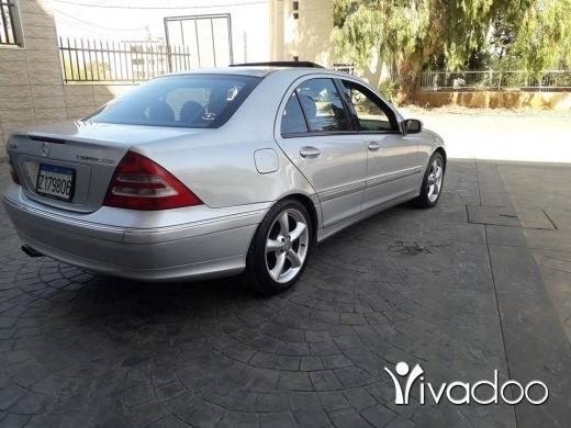 Mercedes-Benz in Barsa - c230 2004