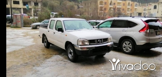 Nissan in Beirut City - Pick up Nissan D2400 manual vitess Ac 2007/2008