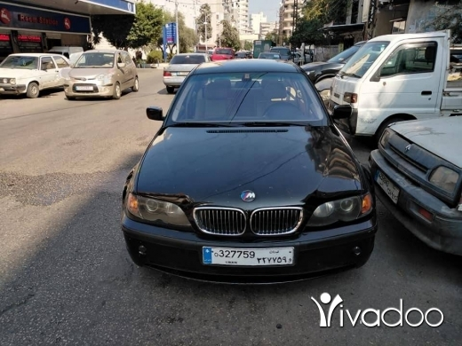 BMW in Tripoli - Bmw 318i model 2005