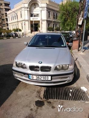 BMW in Tripoli - 318 نيو بوي موديل ٢٠٠٠