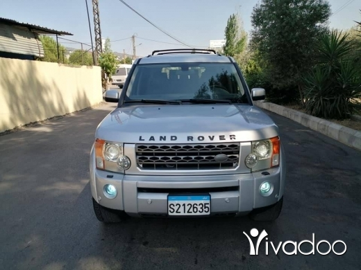 Rover in Zgharta - Lr3 V8 HSE MOD 2006 look lr4 phone 76 50 54 52