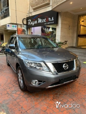 Nissan in Beirut City - Nissan Pathfinder 2016 4WD