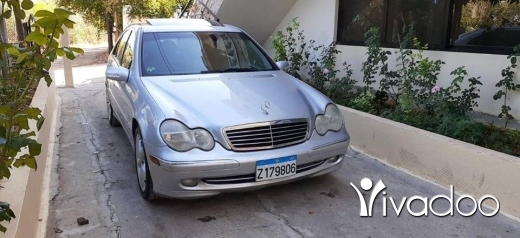 Mercedes-Benz in Tripoli - c230 2004