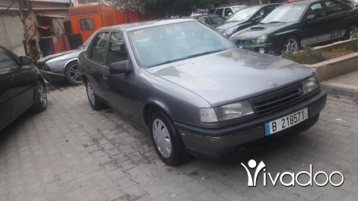 Opel in Tripoli - Opel vectra for sale (بسبب الظروف)☎03/918151