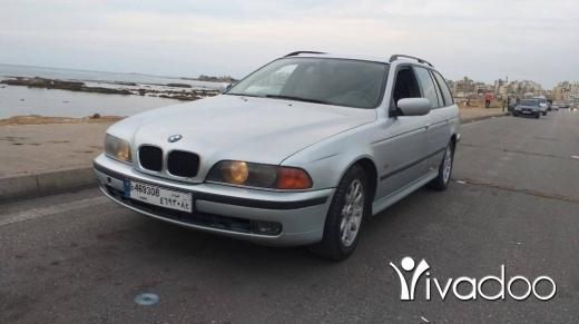 BMW in Ras-Meska - للبيع بسعر مغري  او للتبديل اتوماتيك انقاض موتير ٥٢٥ سنة ٩٨ مفولي من كلشي bmw station ستيشن03142388
