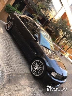 BMW dans Salim Slam - Bmw 330 ci