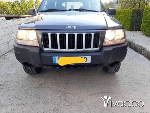 Jeep in Tripoli - Jeep