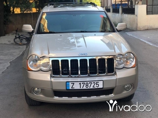 Jeep in Zahleh - Jeep grand Cherokee 2008