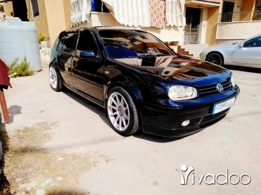 Volkswagen in Nabatyeh - Golf 4 model 2001