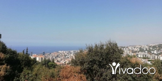 Land in Bsalim - Well Located Land for Sale In The Heart Of Metn – Bsalim With A Panoramic View - L05595