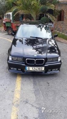 BMW in Damour - Bmw 1993 325 automatic.امكانية الفحص بالكامل ٧٠٤٥٥٤١٤