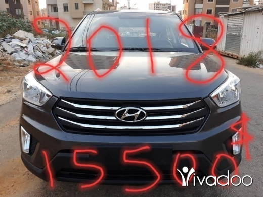 Hyundai in Bouchrieh - Hyundai creta 2018