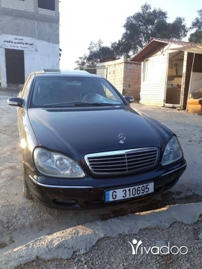 Mercedes-Benz in Zgharta - Mercedes benz S 500 2000 full ☎️ 03934993