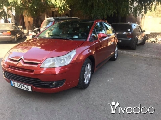 Citroen in Tripoli - .