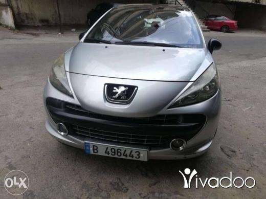 Peugeot in Beirut City - Peugeot 207RC 2008