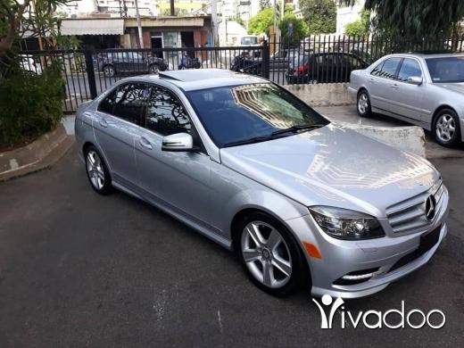 Mercedes-Benz in Beirut City - mercedes c300 2011 super Clien car shashi Camera