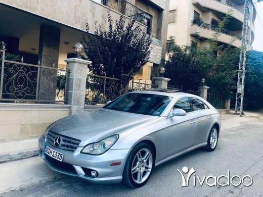 Mercedes-Benz in Zahleh - Marcedes cls 500 model 2007